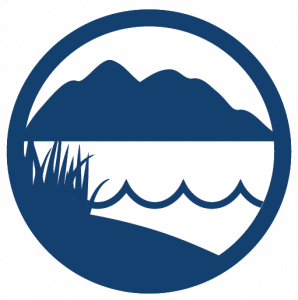 Icon with a cloud