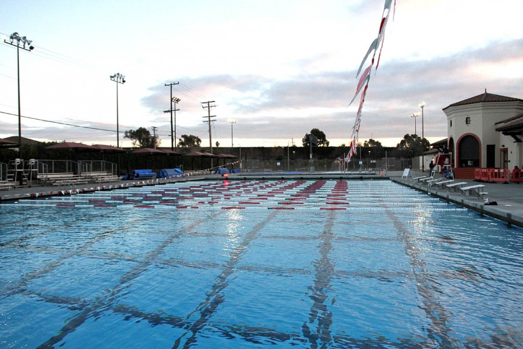 Another image of Belvedere park pool.