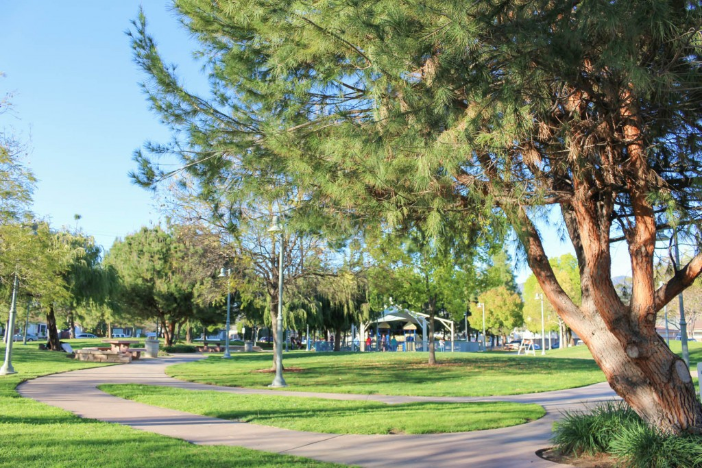 Large view of Glendale Central Park